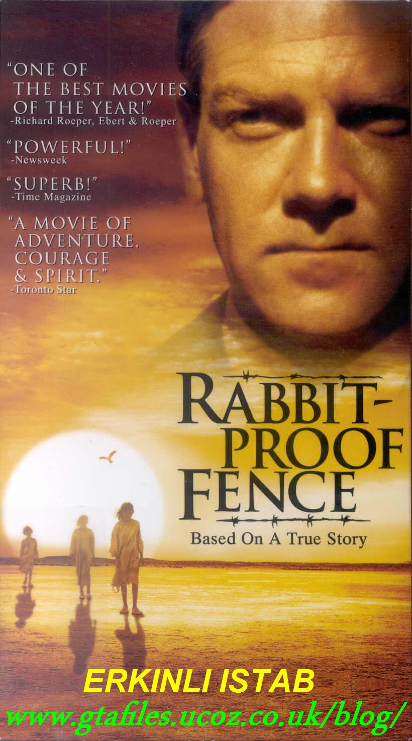 thesis statement for rabbit proof fence