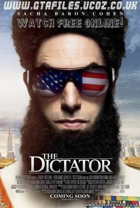 The Dictator | Диктатор | Diktator [2012] (English Version, Language)
