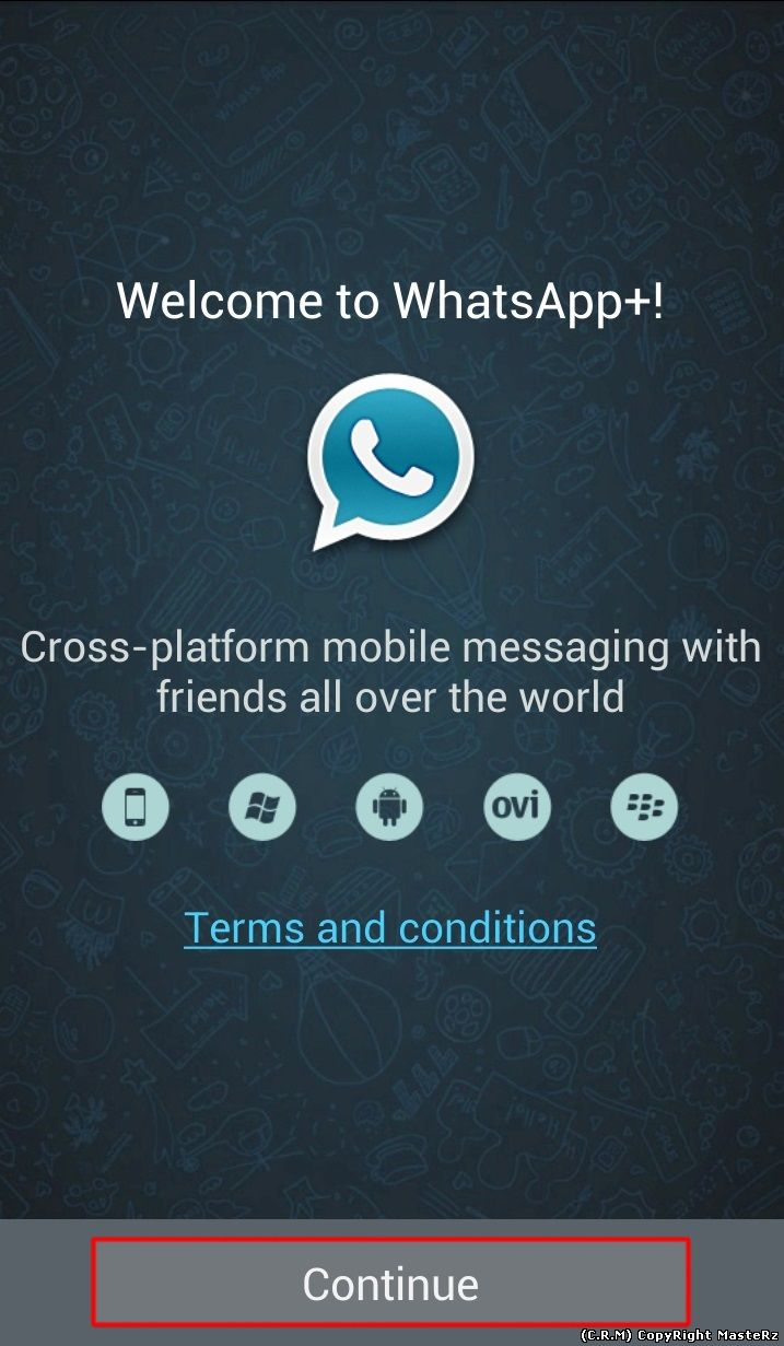 Whatsapp+ (Plus)