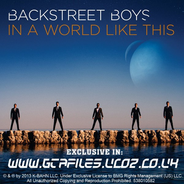 Backstreet Boys - In A World Like This (2013)
