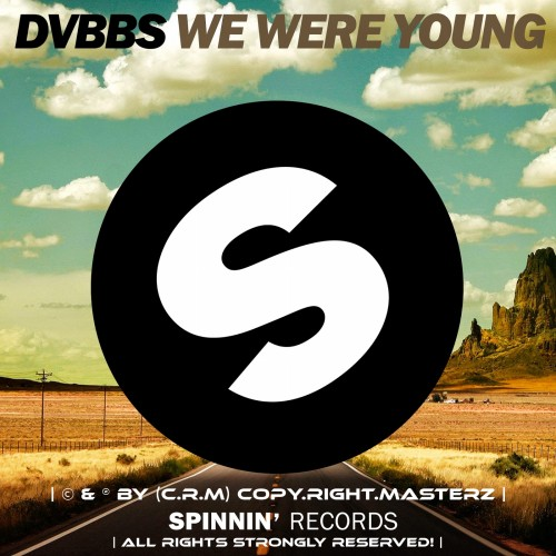 DVBBS - We Were Young Album Cover