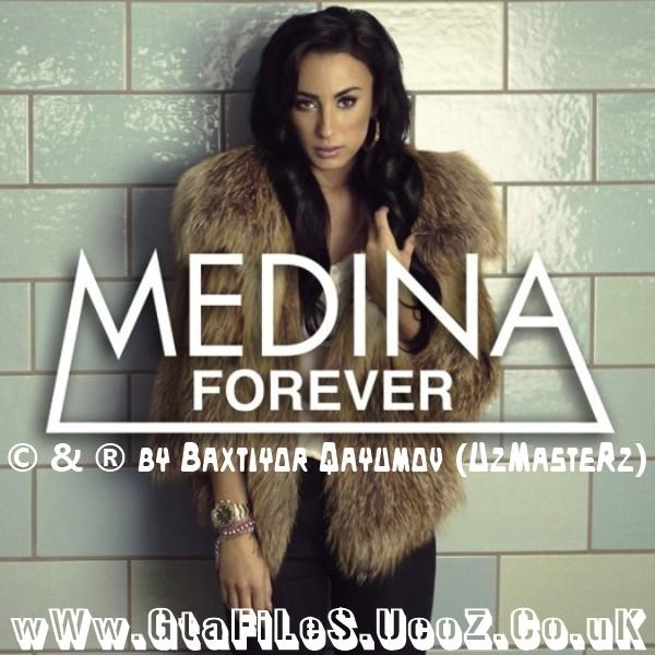 Medina - Black Lights (2012)