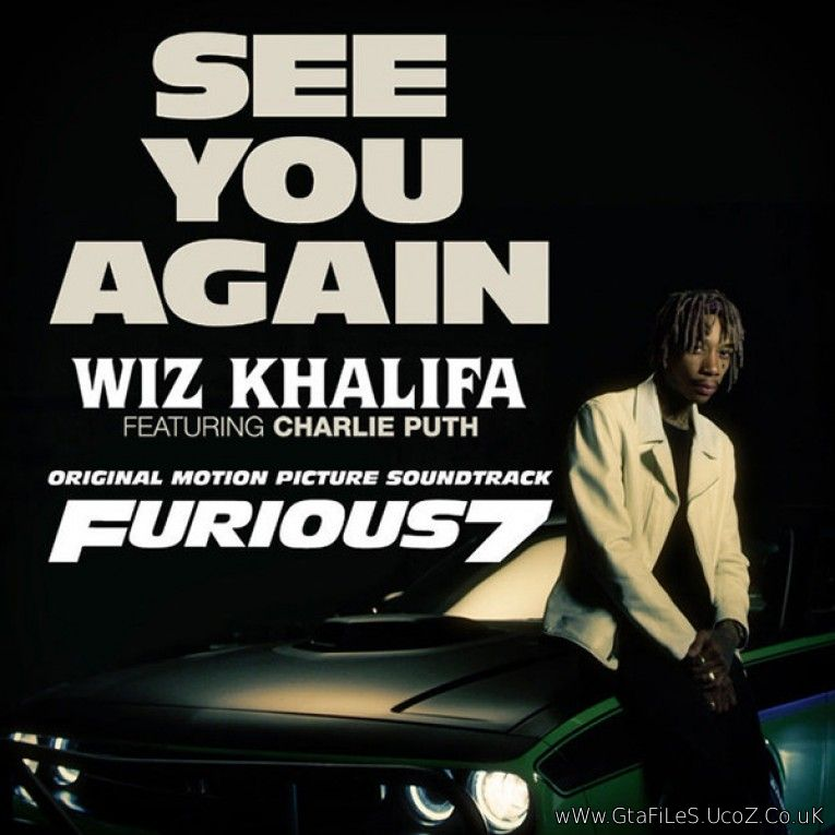 Wiz Khalifa feat. Charlie Puth - See You Again (Original Radio Edit)
